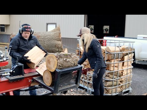 #992 What is happening to the Firewood Market? It's Booming around here