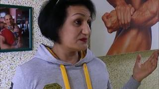 Лолита Севликян чемпионка Мира по армлифтингу 2017