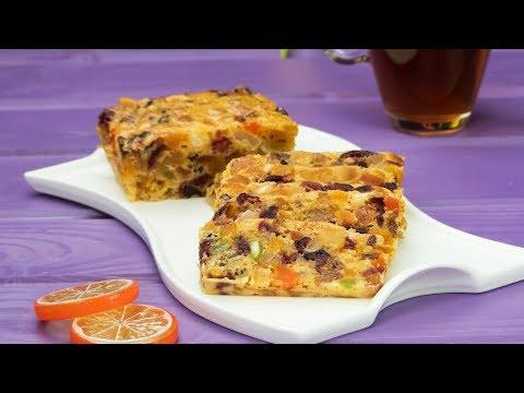 agréable,-savoureux-et-rapide,-le-cake-aux-fruits-secs-parfaitement-combinés.-|-savoureux.tv