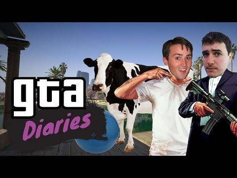 Wet Your Balls and Soak Your Cows - GTA Diaries