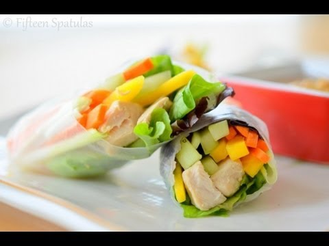 fresh-spring-rolls-recipe-(how-to-make-rice-paper-spring-rolls)