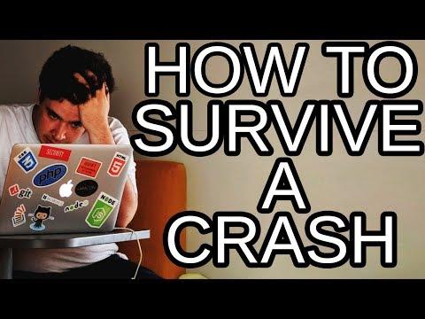 HOW TO SURVIVE A CRYPTO CRASH