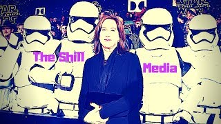 How the Shill Media Cover for Kathleen Kennedy: A Star Wars Story