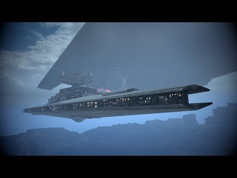 Star Wars Battlefront - The Super Star Destroyer