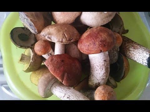 """Жареные грибы на зиму)))Настоящая """"палочка-выручалочка""""!!!"""