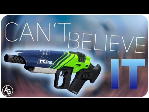 She came BACK!! | Hawksaw vs our other Pulse Rifles | Gameplay & Review