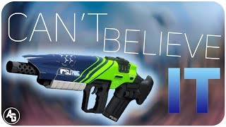 She came BACK!!   Hawksaw vs our other Pulse Rifles   Gameplay & Review