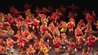 Luçon: les danseurs d'Accès Danse entre jeux et sentiments