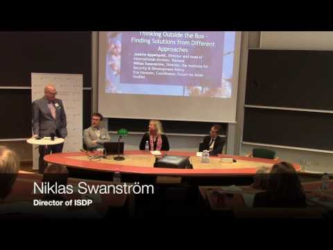 East Asia Research in Sweden: Thinking Outside the Box - Solutions from Different Approaches