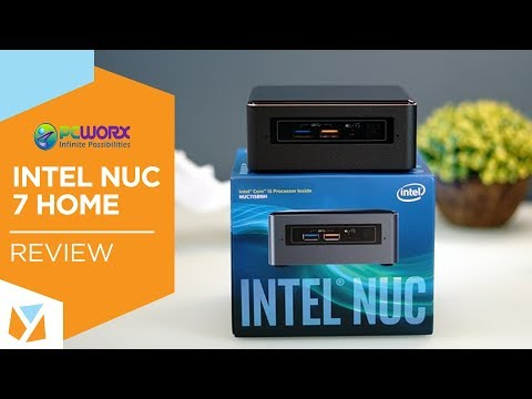 Intel NUC 7 Home Review