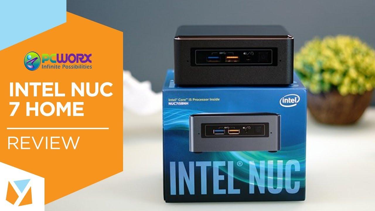 Intel NUC8I5BEH Core i5 8259U / 2 3GHz