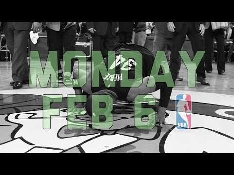 NBA Daily Show: Feb. 6 - The Starters