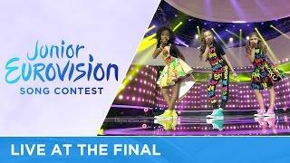 kisses kisses dancin the netherlands live junior eurovision 2016