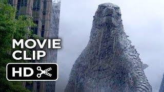 Godzilla Movie CLIP - Let Them Fight (2014) - Bryan Cranston, Gareth Edwards Movie HD thumbnail