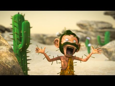 Oko Lele - Episode 2 - Curiosity - animated short CGI - funny cartoon - Super ToonsTV