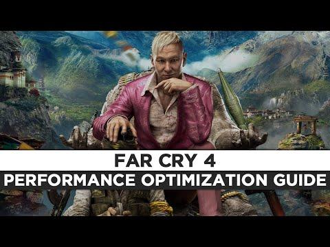 Far Cry 4 Maximum Performance Optimization / Low Specs Patch