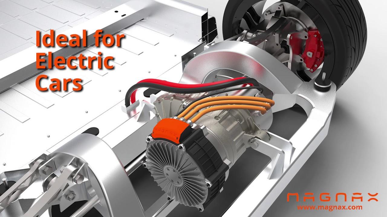 Magnax Axial Flux Motor
