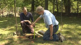 How To Dig And Prepare Holes For Vinyl Fence Posts