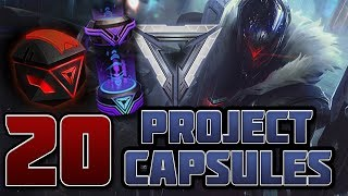 The Value of PROJECT Capsules
