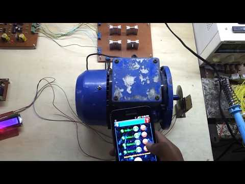 Arduino Based 12V DC to 3 phase AC inverter