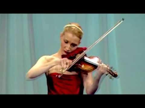Vieuxtemps Violin Concerto #5 by Ann Fontanella