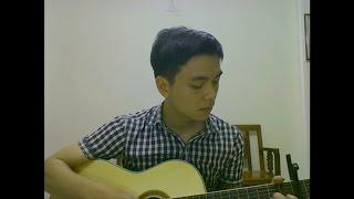 Không thể thay thế guitar cover - No one else (Vietnamese version)