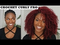 HOW TO | NATURAL RED KNOTLESS CROCHET BRAIDS - OUTRE XPRESSION!