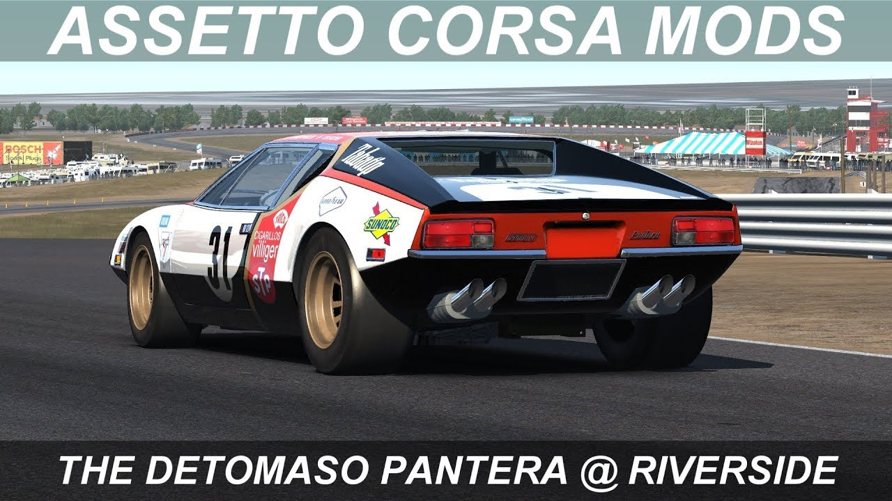 Assetto Corsa Mods Best Car Track Combinations The Detomaso