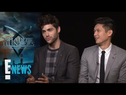 """Shadowhunters"" Stars Play ""Who's More Likely?"" 