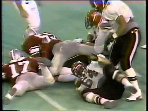 San Diego State vs. UNLV football 1983