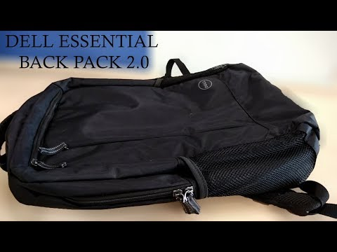 Dell Essential Back Pack 2.0 Laptop Bag | Trending India