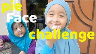 *special menuju 100 rb subs ||pie face challenge