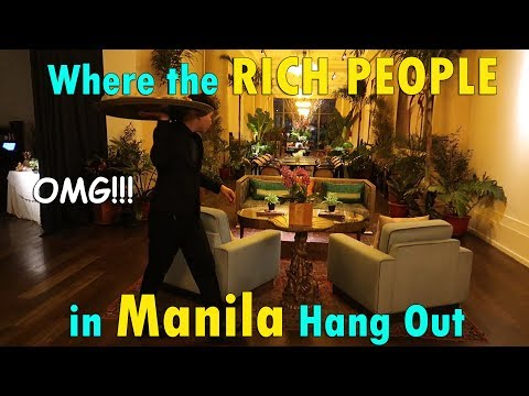 Where the RICH PEOPLE in MANILA Hang Out | June 21st, 2017 | Vlog #146
