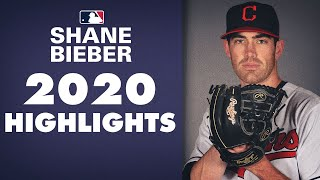 Shane Bieber 2020 Nasty Pitches (Indians ace wins AL Cy Young!) | MLB Highlights