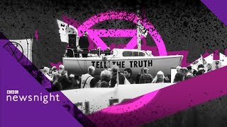 Extinction Rebellion: Will climate change protests force a response? - BBC Newsnight
