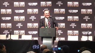 ERROL SPENCE JR. VS MIKEY GARCIA LIVE POST FIGHT PRESS CONFERENCE !