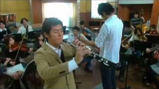 Nodame Cantabile - Mozart Oboe Concerto in C Major K.314 1st Movement