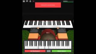 Xenoblade Chronicles Main Theme - Xenoblade Chronicles by: Yoko Shimomura on a ROBLOX piano.