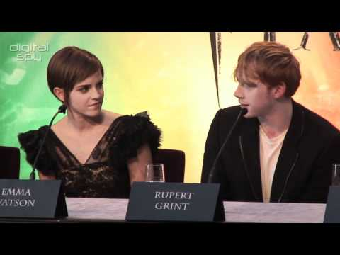 Thumbnail: Rupert Grint 'lost' without Potter