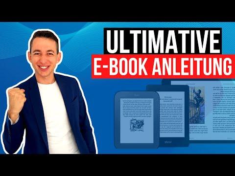 Ebook erstellen & verkaufen - Ultimative + vollständige Anleitung