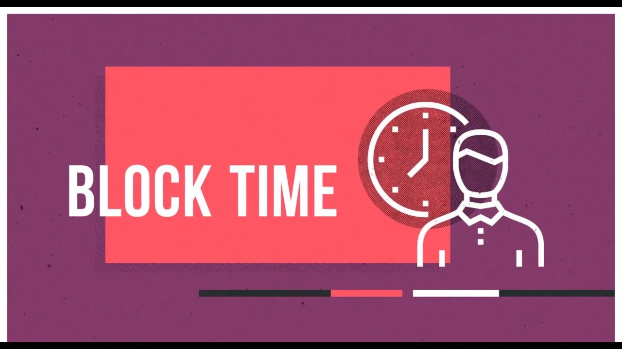 Block Time Explained Super Fast!