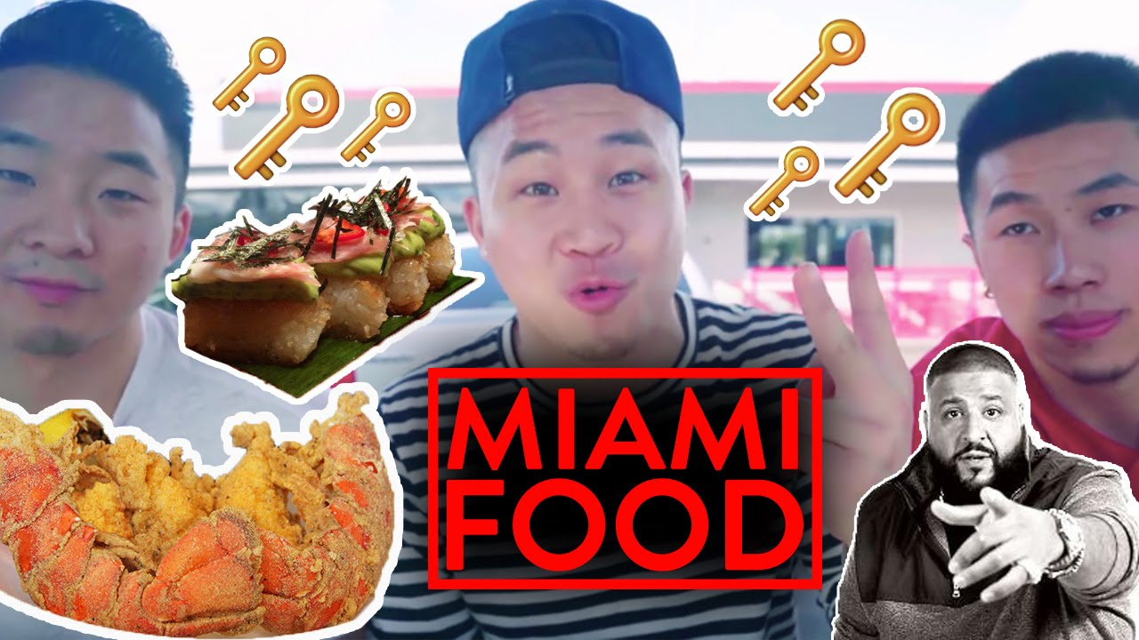 Dj khaled is finga licking miami going out of business luch hour - 4 8