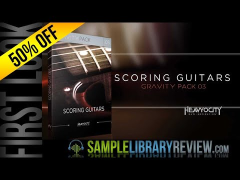 Checking Out Scoring Guitars by Heavyocity