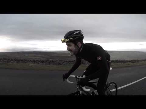 Greenhow Hill on The Struggle sportive, Pateley Bridge, North Yorkshire