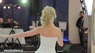 Самый красивый свадебный танец! Венский вальс!