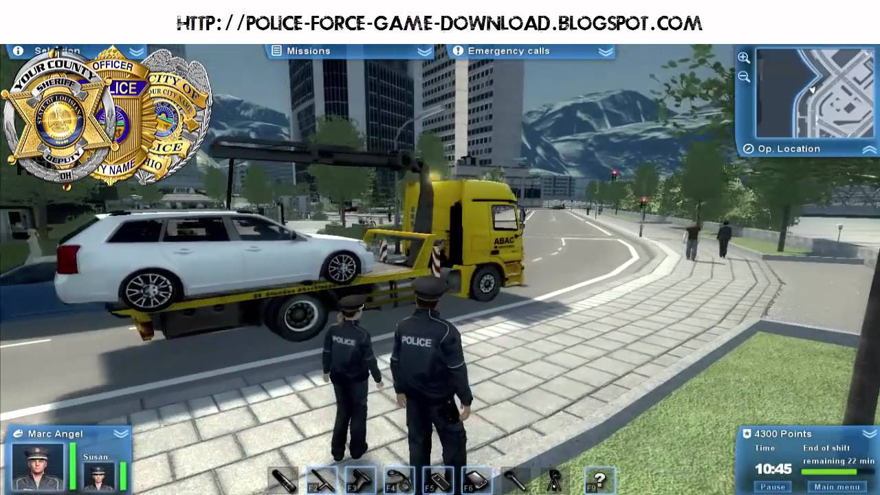 free best police simulation pc game download link. Black Bedroom Furniture Sets. Home Design Ideas