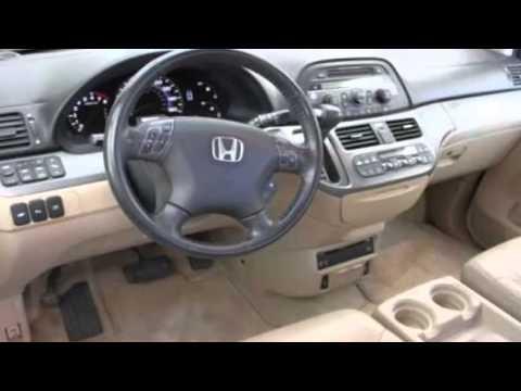 2007 Honda Odyssey Touring Minivan In Provo, UT