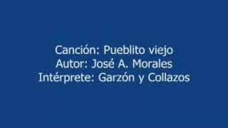 PUEBLITO VIEJO -- MUSICA COLOMBIANA -- JOSE A. MORALES