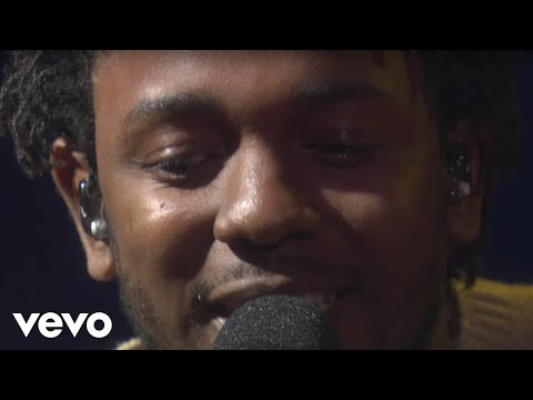 Kendrick Lamar - These Walls (Live on Ellen) ft. Bilal, Anna Wise, Thundercat