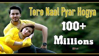 Tere Naal Pyar Ho Gya ( Remake ) ! Muskan & Zaryab ! New Song